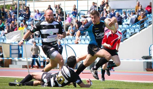 El Cajasol Rugby Ciencias cierra octavo la temporada/Carlos Benito