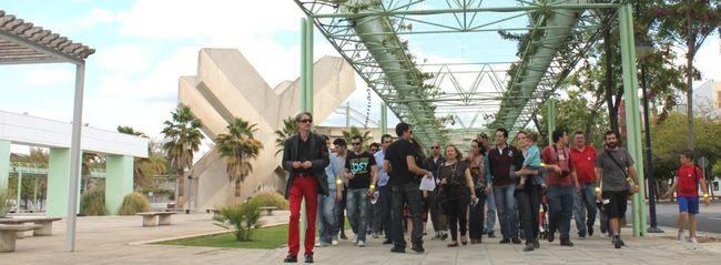 Más de 2.000 personas participaron en las visitas de Legado Expo por la Isla de la Cartuja/ Christopher Rivas