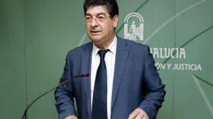 Valderas ha valorado hoy el plan de ajuste presentado por el Gobierno andaluz del que es vicepresidente/SA