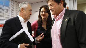 El presidente andaluz ha vuelto a hacer de la Educación y la Sanidad su punta de la lanza/SA