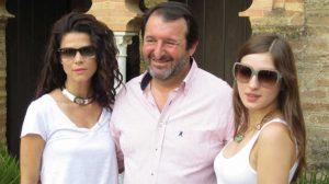 El rodaje dejará importantes beneficios en Carmona/SA