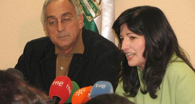 Pino y González en una imagen de archivo