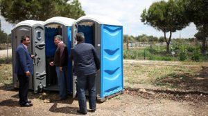 El parque fue inaugurado por el anterior Gobierno de Monteseirín/SA
