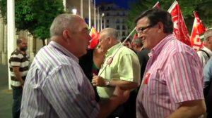 La vigilia se ha convocado en todas las provincias andaluzas excepto Córdoba/SA