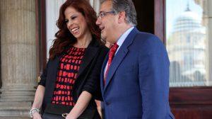 Pastora Soler ha pasado por Sevilla antes de viajar al Festival de Eurovisión/SA