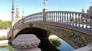 Imagen del blog Cultura de Sevilla, quien también ha denunciado estos días el estado de la Plaza de España/ http://culturadesevilla.blogspot.com