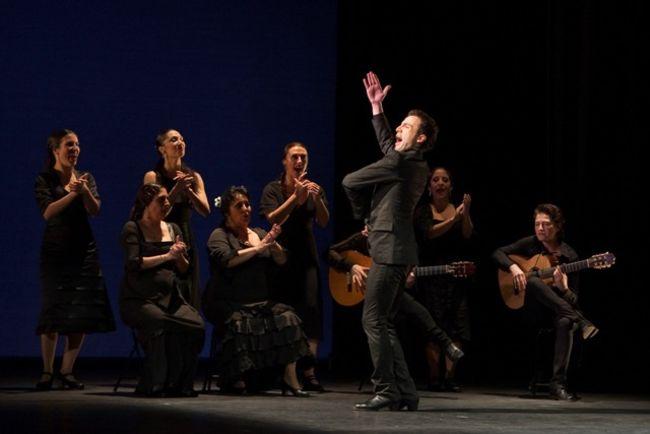Un momento del espectáculo 'Deflamencas' / JC Nievas