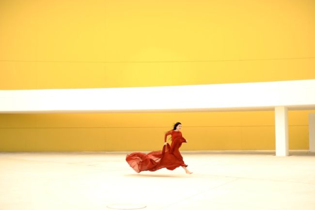 María Pagés interpreta 'Utopía' / David Ruano