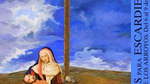 El Vía Crucis para Escardiel de Diego Neyra se expone del 6 al 9 de diciembre en el Teatro Fisac de Castilblanco