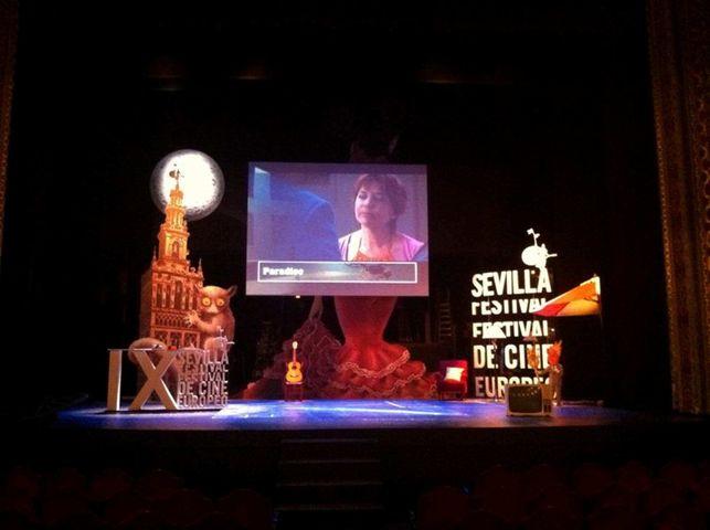 Aunque la gala inaugural es por la noche, desde las 17:00 horas se podrán ver películas/festivaldecine