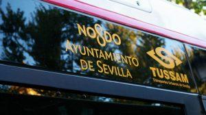 Tussam conecta desde mañana el Aeropuerto de San Pablo con la estación central de autobuses Plaza de Armas de Sevilla/Juan Arcos en Flickr
