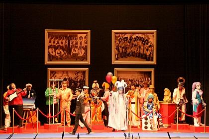 Comparsa 'Los Tipos'/www.carnavaldecadiz.com