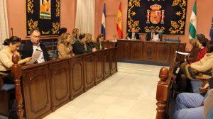 además, el Ayuntamiento de Alcalá de Guadaíra ha aprobado hoy en el pleno ordinario la primera Ordenanza Reguladora del Servicio de Taxi. / Foto de archivo