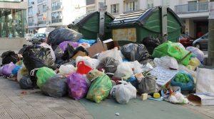 basura-carril-bici-republica-argentina-huelga-lipasam-alejandro-copete