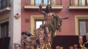 El Cristo Resucitado cierra la Semana Mayor de Sevilla / http://huidadelmundanalruido.zoomblog.com