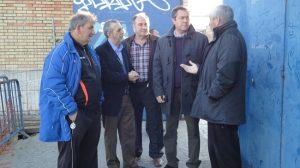 El PSOE pide al Gobierno local un plan de mejora de las instalaciones/SA