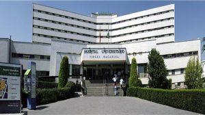 El PP exigirá que se dé marcha atrás en la fusión de los hospitales Virgen del Rocío y Macarena./ Foto de archivo
