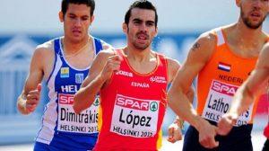Kevin López no sintió ningún tipo de dificultades para alzarse con la plata/SA