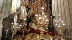 La Piedad del Baratillo por la Catedral / Laura Contreras