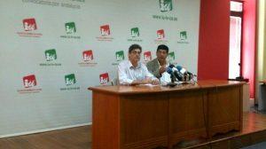 "Valderas declara ""territorio libre de desahucios"" a Andalucía / Sevilla Actualidad"