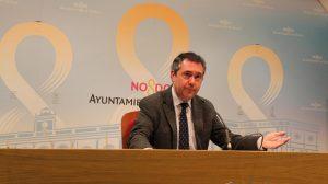 """Juan Espadas dice que el alcalde de Sevilla se declara """"insumiso"""" al decreto de la función social de la vivienda aprobado por la Junta / Sevilla Actualidad"""