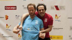 Alfonso Sánchez y Alberto López repetirán papael protagonista, en este caso encarnando a los compadres Fali y Rafi./Mundo Ficción