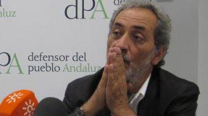 José Chamizo será relevado al frente de la oficina del Defensor del Pueblo Andaluz/SA