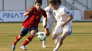 Jairo se encuentra preparado para triunfar en el Sevilla / SEVILLA. F.C.