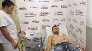Rusescu espera ofrecer un gran rendimiento en su nuevo club. / SEVILLA F.C.