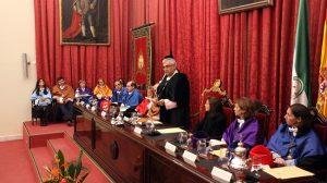 El rector de la Universidad de Sevilla en una imagen de archivo / Sevilla Actualidad