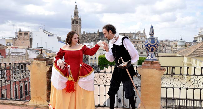 El Parque de María Luisa acogerá rutas teatralizadas de la ciudad de Sevilla / Sevilla Actualidad