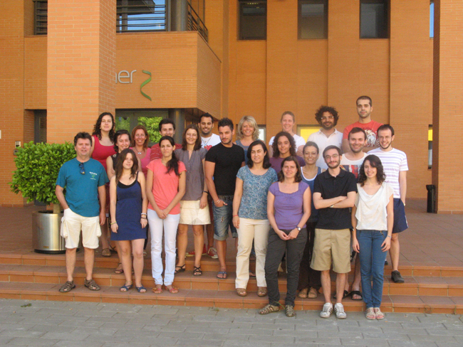2012-07-10 Grupo Inestabilidad genetica