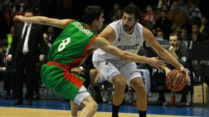 Cajasol-Bilbao Basket