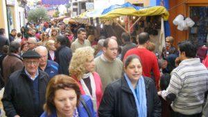 mercado medieval gines 2012