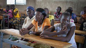 Escuela Burkina