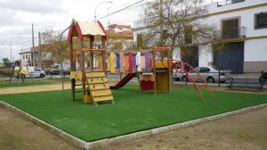 juegos infantiles Cerro Amate