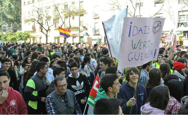 manifa-estudiantes-febrero-2013-fran-villena-flickr