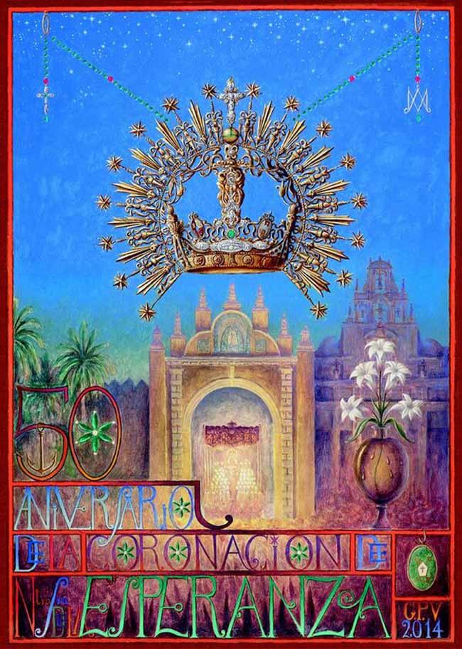 cartel-50-aniversario-coronacion-macarena