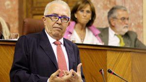 El consejero de Economía, Innovación, Ciencia y Empleo, José Sánchez Maldonado, reconoció a comienzos de este mes el fracaso del Bono de Empleo Joven.