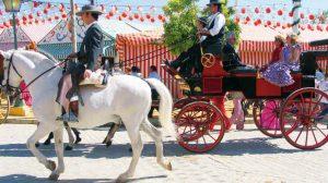 feria coches de caballo