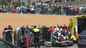 accidente virgen del rocio Ismael Figueroa