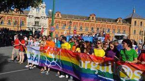 bandera orgullo gay psoe