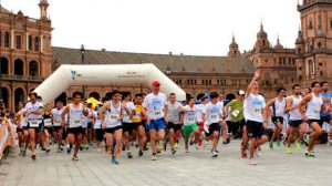 carrera solidaria cancer infantil