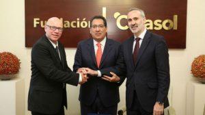 firma convenio fundacion cajasol medios