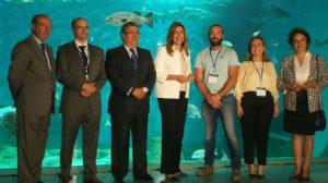 zoido-diaz-inauguracion-acuario-sevilla