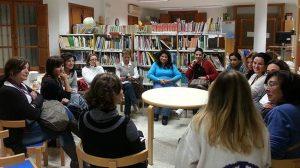 2014 foto biblioteca valencina buenas practicas 2
