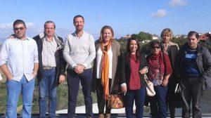 Lourdes Lázaro es la primera mujer que lidera la candidatura a la Alcaldía en Castilblanco