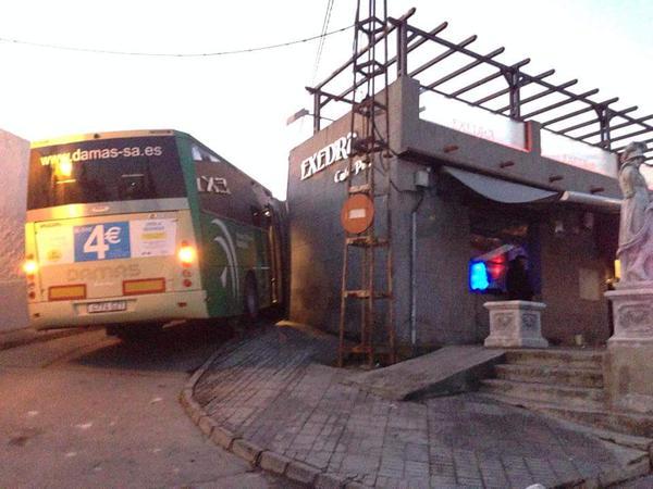 autobus robado santiponce