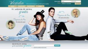 vestidia web