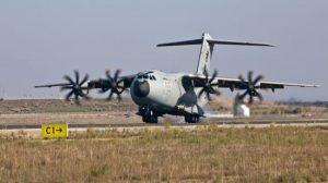 A400M de Airbus Military